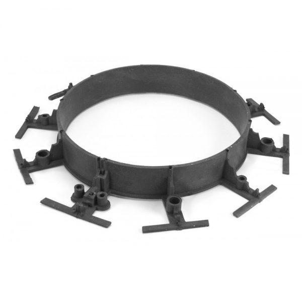 Neviditelný obrubník® kruh